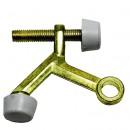 #1062- 2-1/4 in. Brass Finish Hinge Pin Door Stop