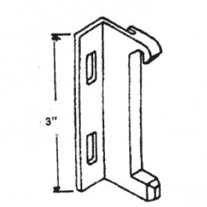 491 Patio Door Keeper For Yale Ogron Sliding Glass Door