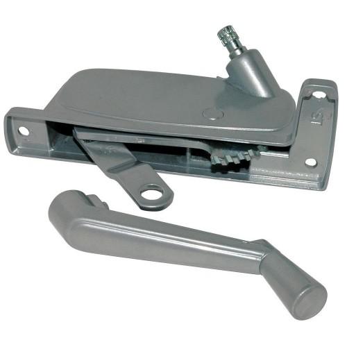 stanley bypass door hardware instructions