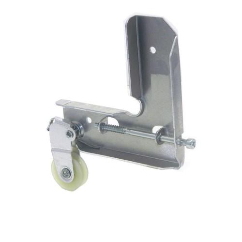 645 1 1 8 in sliding screen door corner and roller for Sliding screen door rollers
