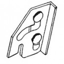 #10015- Pan Am Vent Lock Pairs