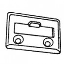 #1402- Single Hung Window Latch Keeper