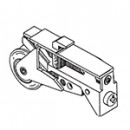 #515- Sliding Glass Door Roller Assembly