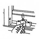 #1520- LS-90 Lock Safe – Aluminum