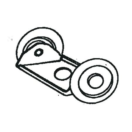 2106 Accordion Roller Barton Kramer Inc