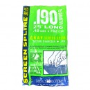 #4045- .190 Screen Spline 3/16″ x 25 ft. -Long  (Gray)