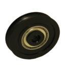 #9616- 1-1/2″ Precision Bearing Nylon Wheel